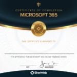 certificate_praxi_ltd