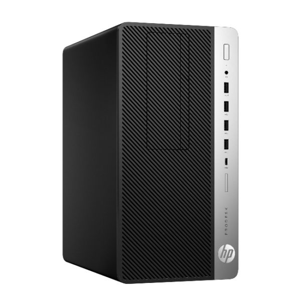HP ProDesk 600 G5 Microtower PC - praxi