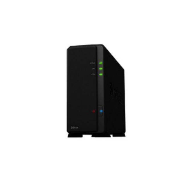 SYNOLOGY Disk Station DS118 1B Nas & MM Server - Praxi ltd - ΠΡΑΞΗ ΕΠΕ