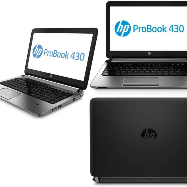 HP ProBook 430 G3 i5-6200U/8GB RAM/500GB HDD/Win 10/13.3