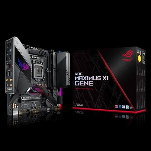 ASUS MOTHERBOARD ROG MAXIMUS XI GENE, 1151, DDR4, MATX - Πραξη ΕΠΕ - Praxi Ltd