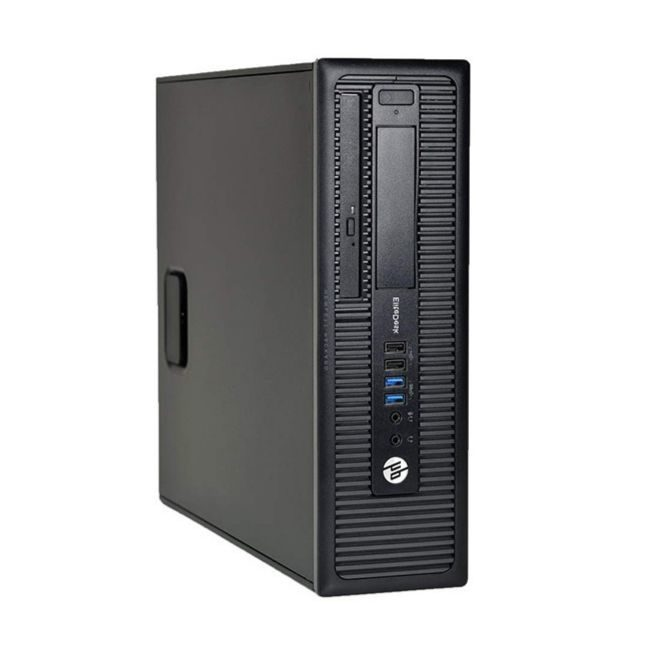 HP EliteDesk 800 G1 SFF - Product Image - Praxi Ltd - ΠΡΑΞΗ ΕΠΕ