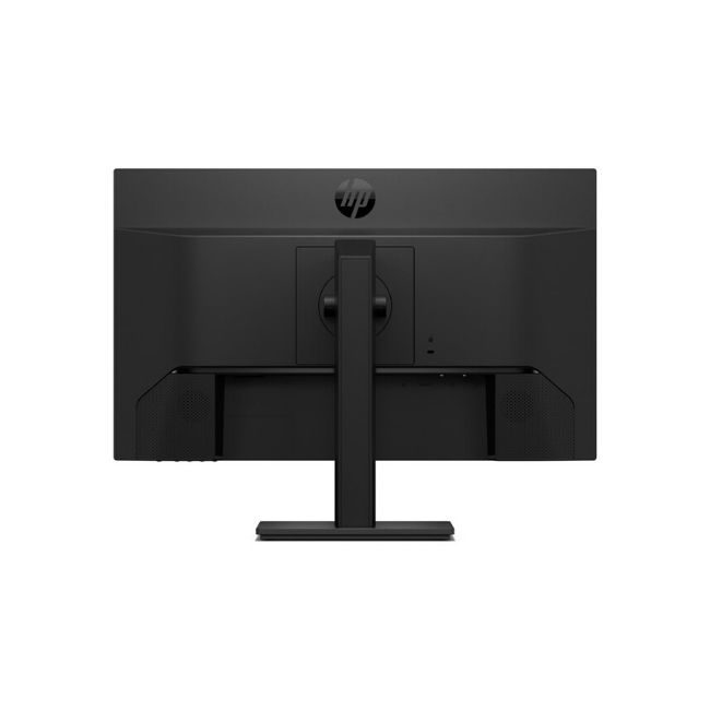 HP P24h 23.8 FHD IPS Monitor - back - productgallery - praxi ltd - ΠΡΑΞΗ ΕΠΕ