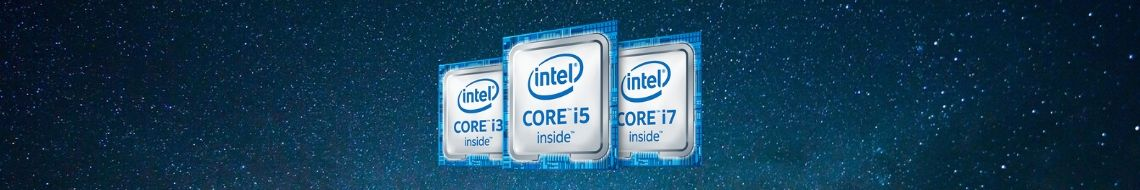 Intel Core i3 i5 i7 - Tag Banner - Praxi Ltd - ΠΡΑΞΗ ΕΠΕ