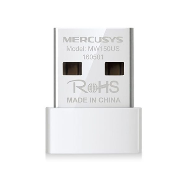 MERCUSYS Wireless Nano USB Adapter MW150US, 150Mbps, Ver. 2 - praxi ltd - ΠΡΑΞΗ ΕΠΕ