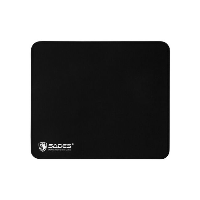 SADES Gaming Mouse Pad Zap, Cloth, Rubber base, 320 x 270mm - Praxi Ltd - ΠΡΑΞΗ ΕΠΕ