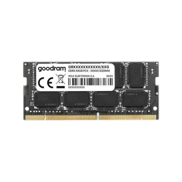 GOODRAM Μνήμη DDR3L SODimm GR1333S3V64L9-4G, 4GB, 1333MHz PC3-10600, CL9 - Praxi Ltd - ΠΡΑΞΗ ΕΠΕ