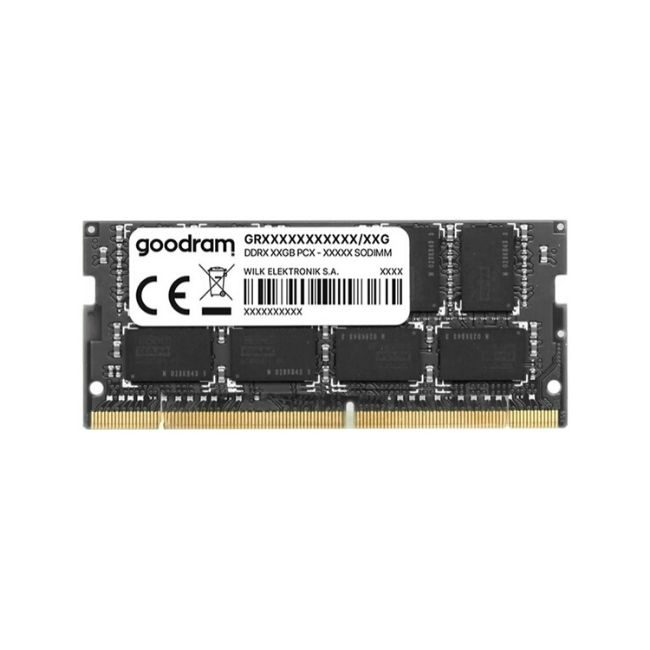 GOODRAM Μνήμη DDR3L SODimm GR1333S3V64L9-4G, 4GB, 1333MHz PC3-10600, CL9 - Praxi Ltd - ΠΡΑΞΗ ΕΠΕ