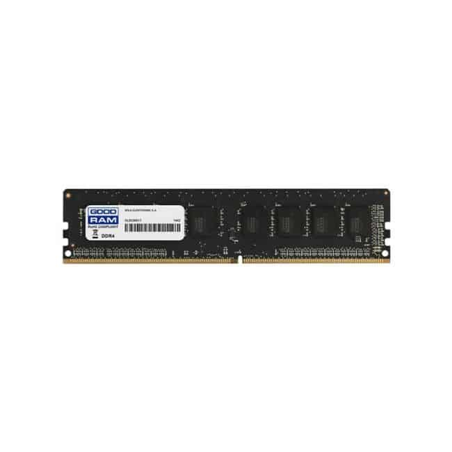 GOODRAM Μνήμη DDR4 UDIMM, 4GB, 2666MHz, PC4-21300, CL19 - Πραξη ΕΠΕ - Praxi Ltd