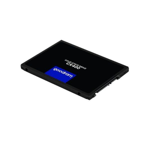 GOODRAM SSD CX400 128GB, 2.5, SATA III, 550-450MBs, 7mm, 3D NAND - Πραξη ΕΠΕ - Praxi Ltd