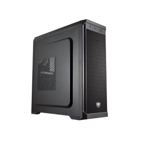 Product Image - CC-COUGAR Case MX330-X Middle ATX BLACK USB 3.0 - Praxi Ltd - ΠΡΑΞΗ ΕΠΕ