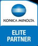 Konica Minolta - Elite Partner - PNG Transparent Icon - ΠΡΑΞΗ ΕΠΕ - 2