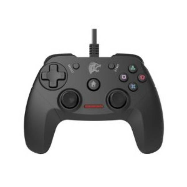 ROAR ενσύρματο gamepad R100WD, με vibration, PC, PS3 & Android TV box