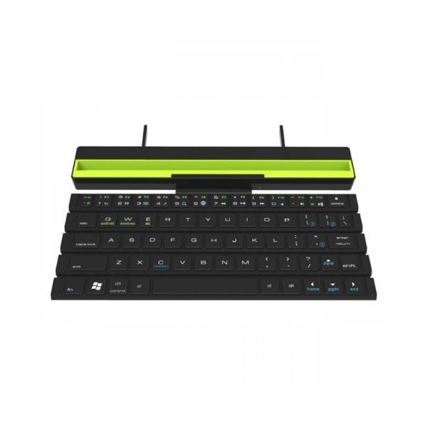 ANG Πληκτρολόγιο R4 Rollable Bluetooth Για Smartphone & Tablet - Praxi Ltd