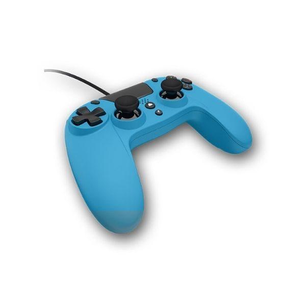 Gioteck Ενσύρματο Χειριστήριο VX4 Για Το Playstation 4 – Γαλάζιο