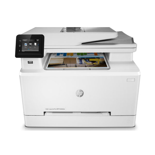 HP Color LaserJet Pro M283fdn Laser 600 x 600 DPI 22 ppm A4 Wi-Fi - ΠΡΑΞΗ ΕΠΕ