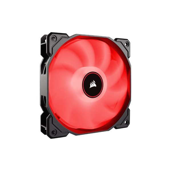 Case Fan Corsair AF120 LED Red Low Noise - ΠΡΑΞΗ ΕΠΕ