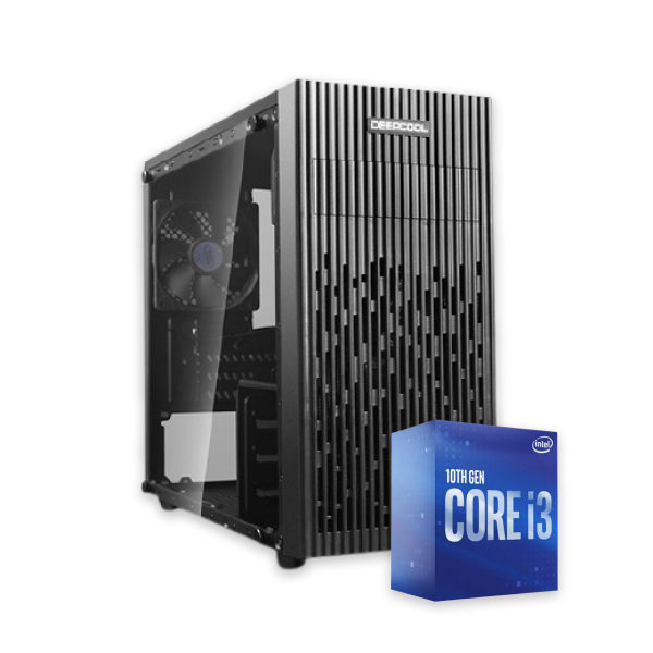 Praxi Deepcool Business Desktop PC - Intel Core i3 - ΠΡΑΞΗ ΕΠΕ