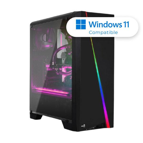 Aerocool Cylon Gaming PC - Windows 11- PRAXI - ΠΡΑΞΗ