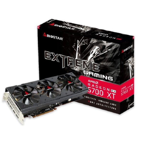Biostar Radeon RX 5700 XT 8GB - ΠΡΑΞΗ ΕΠΕ - 1