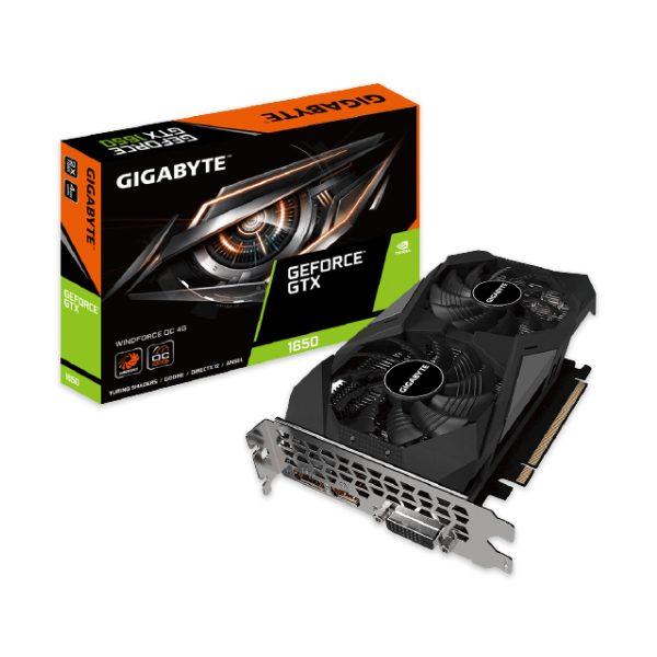 Gigabyte GeForce GTX 1650 4GB D6 Windforce OC - ΠΡΑΞΗ ΕΠΕ - 1